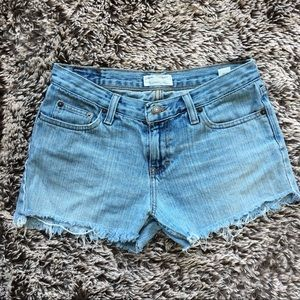 American Eagle outfitters jean shorts favorite 4